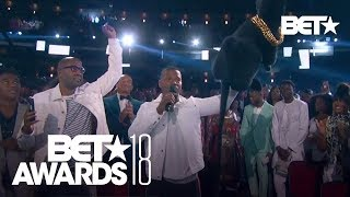 "Jay Rock Brings Out the Horns for a ""WIN""ning Performance 