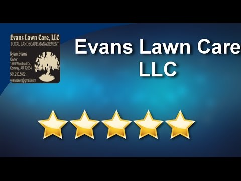 Evans Lawn Care LLC Conway Landscaping Company Excellent Five Star Review by Phillip M.