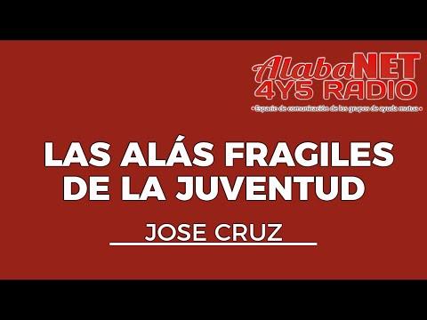 """GRADO 45 CON JOSÉ CRUZ  """"Las alas frágiles de la juventud"""""""