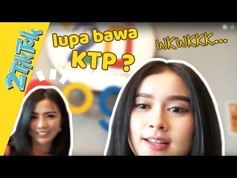 Sella Selly 2TikTok Lupa Bawa KTP Mau Ke Kantor Google Indonesia