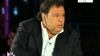 GUSTAVO BARROS SCHELOTTO EN MARCA Y PRESION PARTE 1 07-03-13