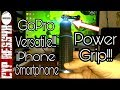 Compact Power Grip 4000 mAh Power Bank in the handle Vivitar The Review