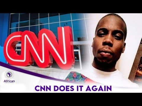 CNN Does It Again / CNN Used A Black Man Picture Without His Consent