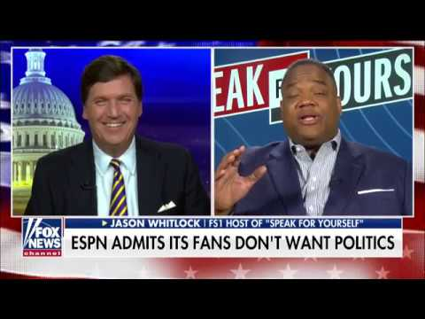 tucker-carlson:-espn-admits-it's-fans-don't-want-politics