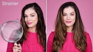Blow Drying Tips! Easy DIY Hair Life Hacks by Blusher