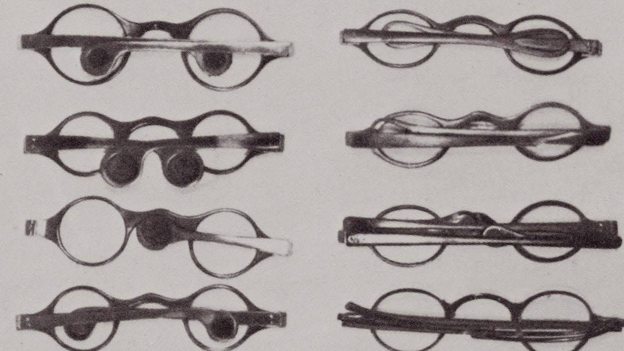 The Function and Fashion of Eyeglasses