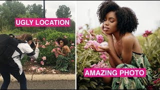 how to take better photos in boring locations thumbnail