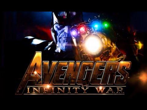 """Reaction   Слитый SDCC Трейлер """"Мстители: Война Бесконечности/Avengers: Infinity War"""""""