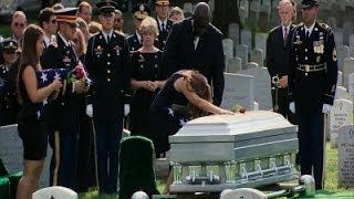 General Killed in Combat Buried at Arlington thumbnail