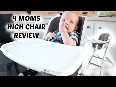 4MOMS HIGH CHAIR UNBOXING/REVIEW