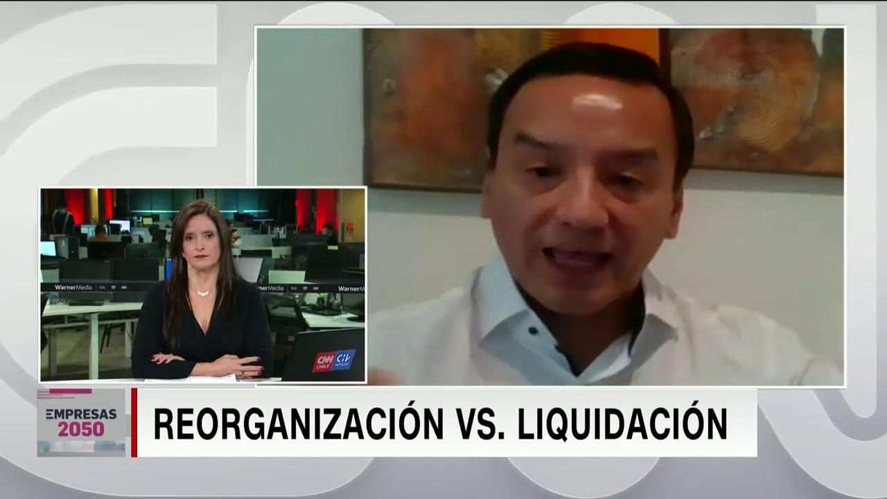 Marcelo Matus de la Parra habla de cómo salvar a las empresas