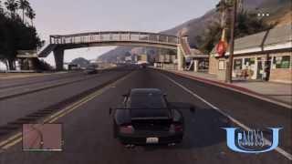 【GTA5】警察とカーチェイス! thumbnail