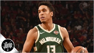 Malcolm Brogdon to be traded from Bucks to Pacers, sign $85 million deal | The Jump