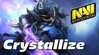 Crystallize Faceless Void | Natus Vincere vs Team Lithium | Dota 2 Pro Gameplay