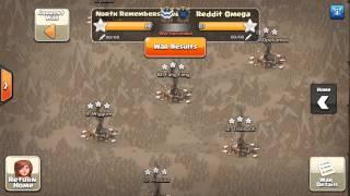 Clash of Clans 3 Star #30 // Reddit Omega Rematch!