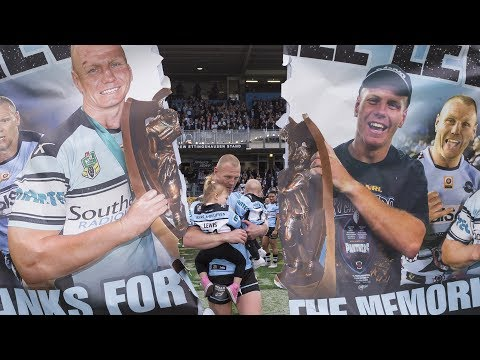 NRL Highlights: Cronulla Sharks v Newcastle Knights - Round 24