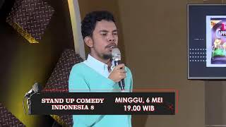 *MISSION SHOW MABES POLRI*  *STAND UP COMEDY*