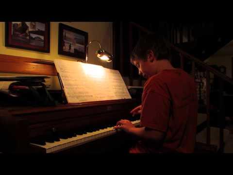 Joe's Recital piece spring 2015 - Secret Agent