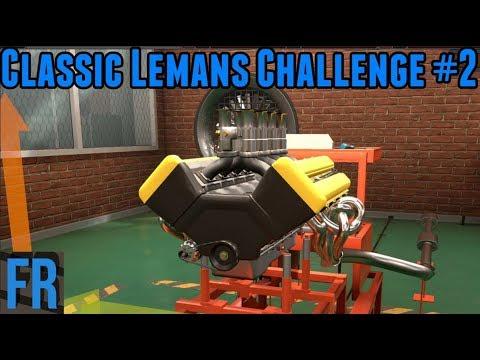 Automation Challenge - Classic LeMans #2