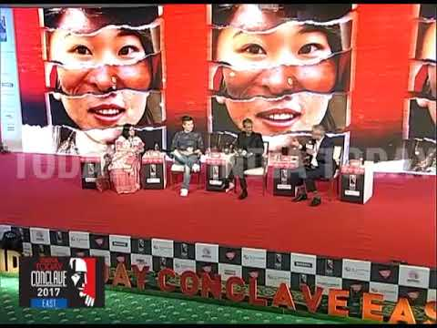What Me, Chinki? Battling Racism With A Smile | India Today Conclave East 2017