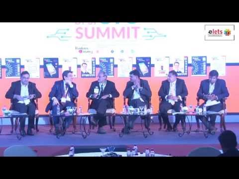 Elets BFSI CTO Summit - Panel Dicussion - Technology for Secure and Safe Banking