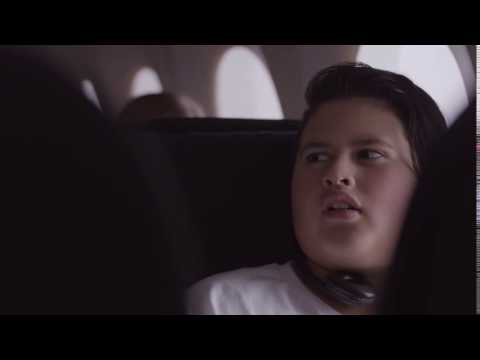 Air New Zealand Seriously Connected with Julian Dennison and PNC