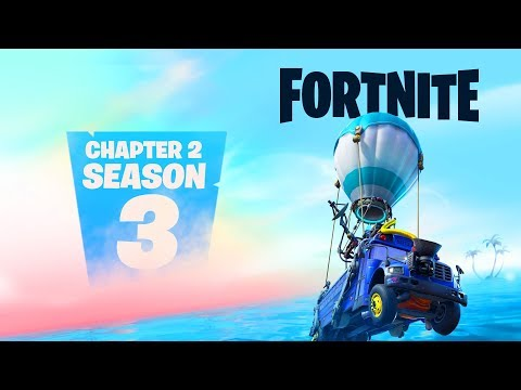 Chapter 2 - SEASON 3 LEAKED! (Fortnite: Battle Royale)
