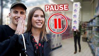 S'ARRÊTER QUAND ELLE ME LE DEMANDE PENDANT 24H (Pause Challenge feat. JusteZoé) - TIM