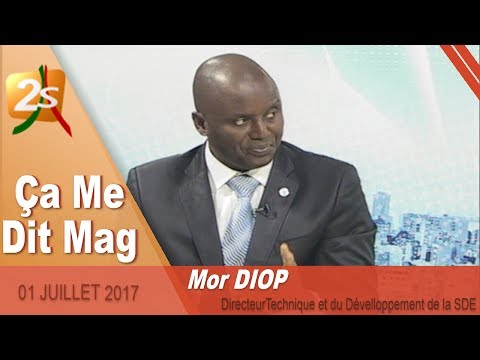 PROBLÈMES D'EAU À DAKAR : LES PRÉCISIONS DE LA SDE DANS ÇA ME DIT MAG DU 01 JUILLET 2017
