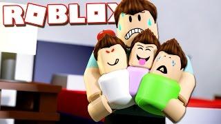 Roblox Adventures - ADOPTING BABY DENIS, ALEX, CORL AND SUB! (Where