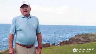 An invitation to the Caribbean Golf Classic 2021