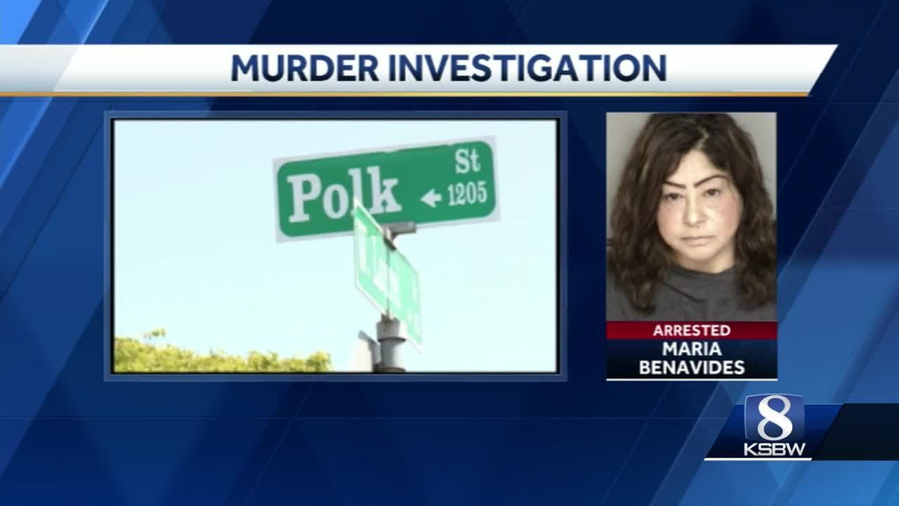Salinas mother and son arrested in homicide case
