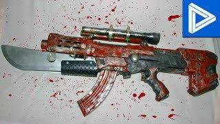 10 Deadliest Zombie Apocalypse Weapons
