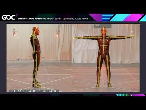 The Animate Button - Mocap Automation Techniques at Ubisoft Montreal (GDC 2016)