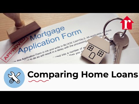 Looking at Home Loans - Mortgage 101