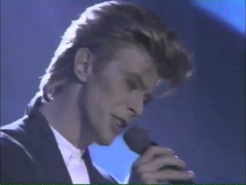 David Bowie   Never Let Me Down 1987 (US TOTP'S)