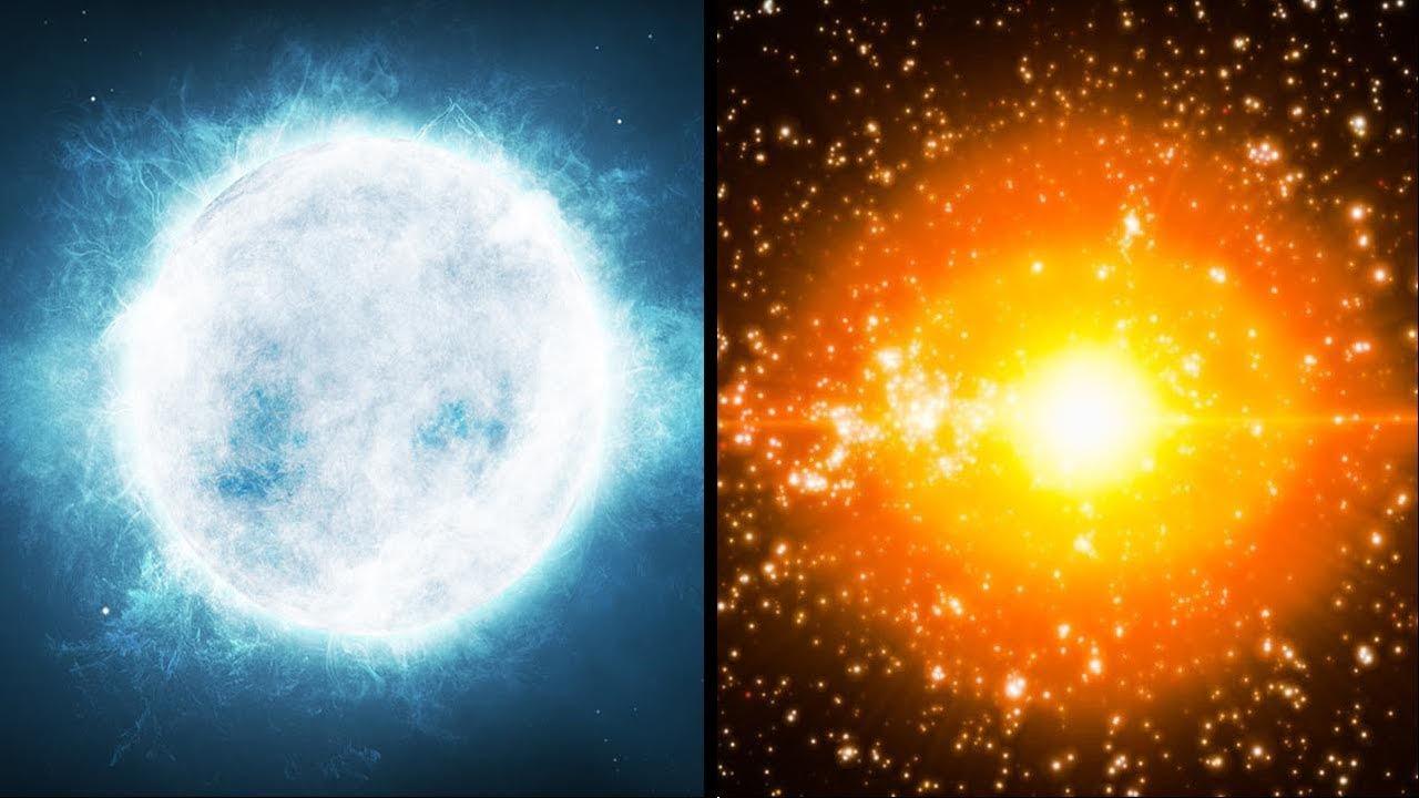 5 Najbardziej Ekstremalnych Gwiazd w Kosmosie