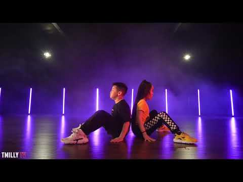Song: shhh Artist: Raye choreo: Cameron lee ft. @alysathestar & Ayden nguyen Studio: TmillyTv