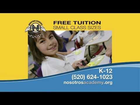 Nosotros Academy Charter School | Grades K-12 | Tucson, AZ