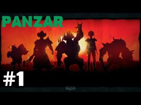 видео: panzar #1 (МЯСО НОРМ)))))