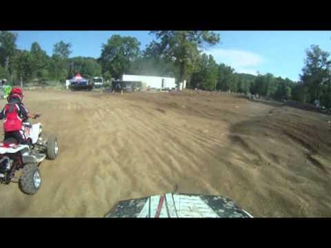 2010 ATVA Loretta Lynns 50cc Practice