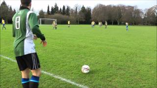Exeter University Soccer   Vs Bath University Football
