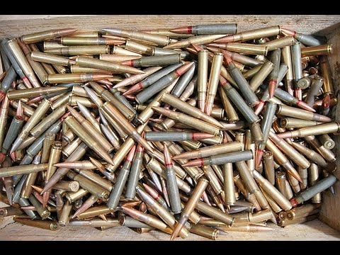 8mm Surplus Ammunition: The good, bad and down right dangerous