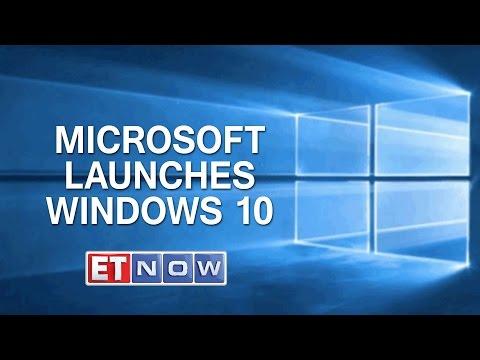 Microsoft launches Windows 10   Euro Palace Casino Blog