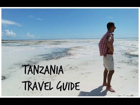 Travelling through Tanzania, Africa | toddyblog