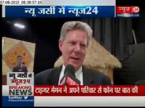 News24 exclusive report on 'Chaalo Gujarat' event from New Jersey ,USA