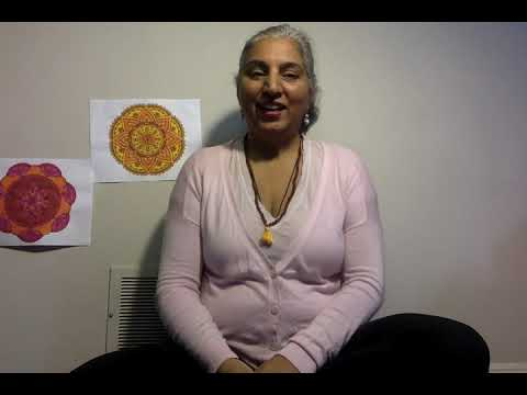 Sacral Chakra Balance with special Hand Mudra at 10 43 PM