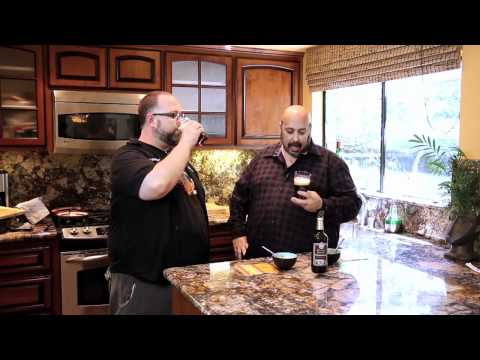 Dec 1 : Chicory Stout : Dogfish Head Brewery