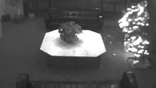 Security Cameras - Drunk Man on CCTV