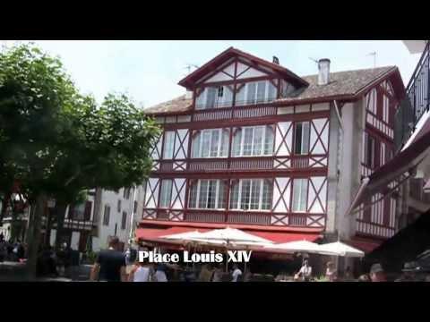 France la station balnéaire de Saint Jean de Luz en Pays Basque